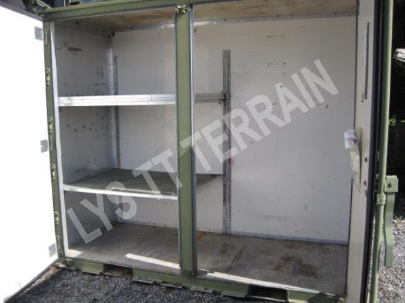 Abri shelter US ARMY