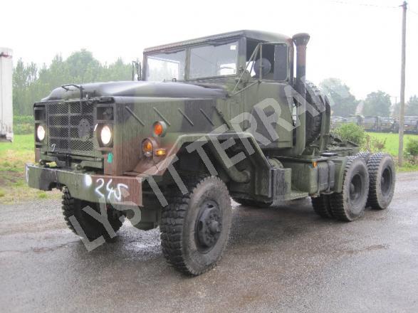 AMG M931 6X6