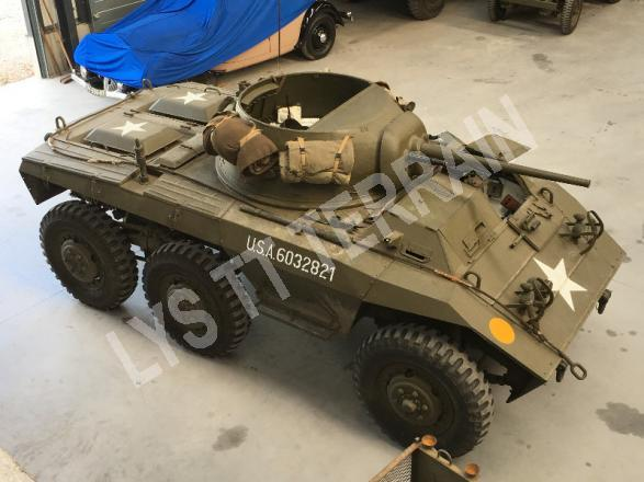 RESTAURATION VEHICULES MILITAIRES / MILITARY VEHICLE RESTORATION