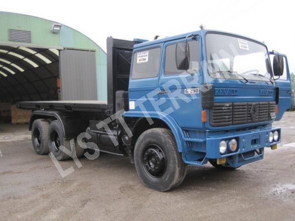 RENAULT G290 VTL
