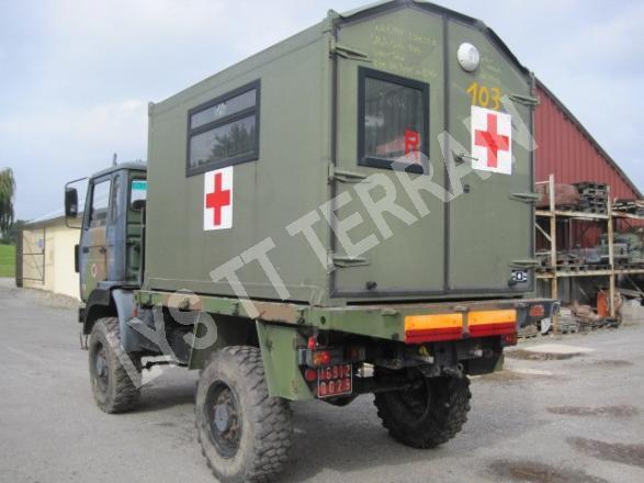 TRM 2000 ambulance