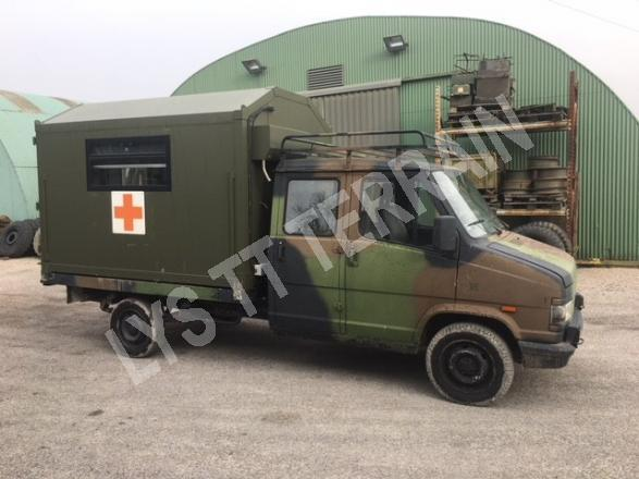 j5 ambulance 4x4