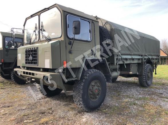 SAURER 6DM 4X4