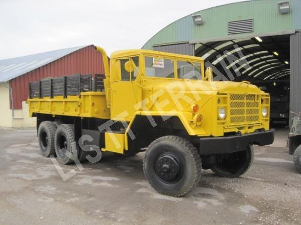 AMG 6X6 M923