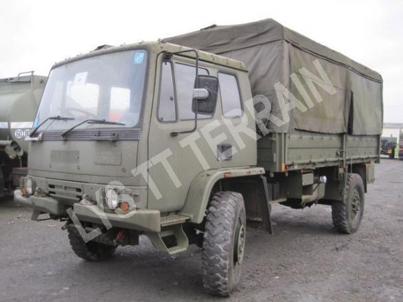 LEYLAND DAF 45-150 4x4 RHD
