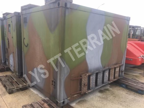 Shelter TRM2000