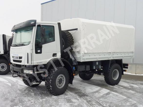 iveco 4x4 150e24 vente camion militaire occasion nord pas de calais. Black Bedroom Furniture Sets. Home Design Ideas
