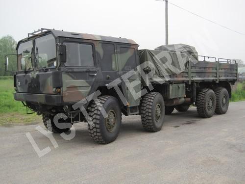 man kat 8x8 camion plateau vente camion militaire occasion nord pas de calais. Black Bedroom Furniture Sets. Home Design Ideas