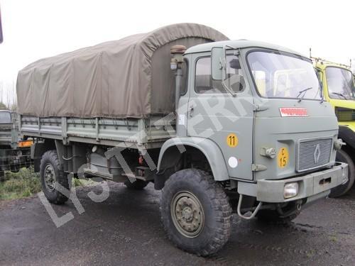 trm 4000 renault camion plateau vente camion militaire occasion nord pas de calais. Black Bedroom Furniture Sets. Home Design Ideas