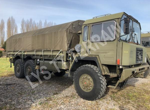SAURER 10DM 6X6