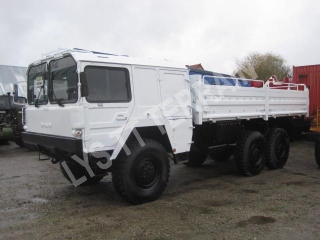 man kat 1 6x6 camion plateau vente camion militaire. Black Bedroom Furniture Sets. Home Design Ideas