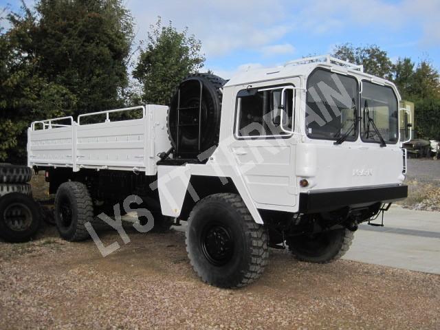 man kat  camion plateau vente camion militaire occasion