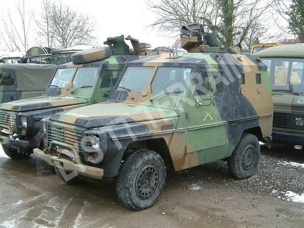 site de vente materiel militaire