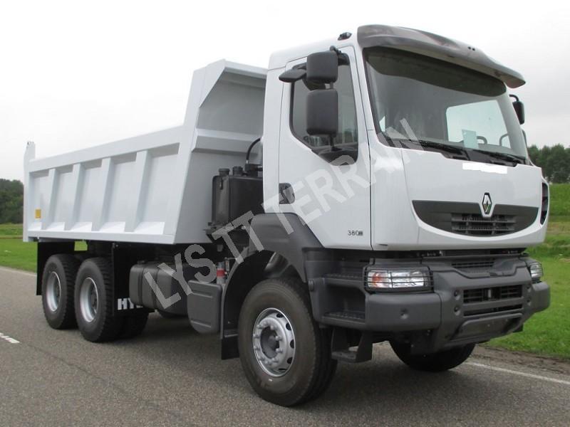 renault kerax 380 benne 6x4 vente camion militaire. Black Bedroom Furniture Sets. Home Design Ideas