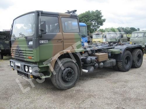 renault g290 vtl camion plateau vente camion militaire. Black Bedroom Furniture Sets. Home Design Ideas